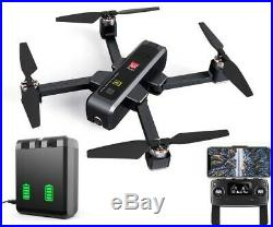MJX R/C Bugs B4W 4k Folding camera drone RTF with extra battery included