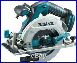 Makita DHS680Z 18v Lithium Brushless Circular Saw 165mm Bare Includes Case