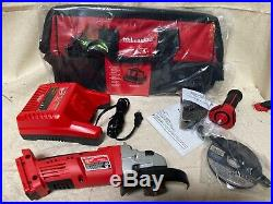 Milwaukee 0725-21 4-1/2 M28 Cordless Angle Grinder Kit BATTERY NOT INCLUDED