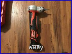 Milwaukee 2432-22XC Propex Expansion Tool 3 Heads Included M12 2432-20 NR