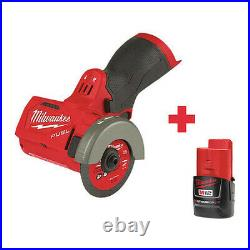 Milwaukee 2522-20, 48-11-2420 Cordless Die Grinder, Battery Included