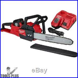 Milwaukee 2727-21HD M18 FUEL 16 Chainsaw Kit 12.0 Ah Battery Included New