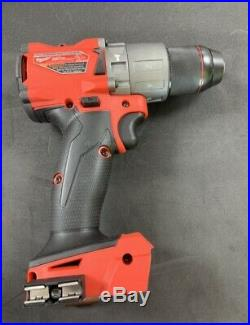 Milwaukee 2804-20 M18 FUEL Hammer Drill Does NOT include Side Handle NO BATTERY