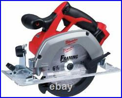 Milwaukee M18 6 1/2 Cordless Circular Saw 2630-20 Includes Blade & Guide NEW