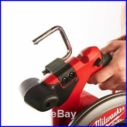 Milwaukee M18CCS55-502X 55mm 18V Fuel Cordless Circular Saw 2x Battery Included