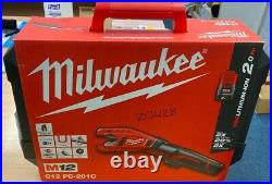 Milwaukee Pipe Cutter 12-28mm Cordless 12V 2.0Ah Battery Included C12PC-201C