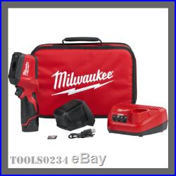 Milwaukee Tools 2258-21 M12 102 x 77 Infrared Camera Kit Includes Battery