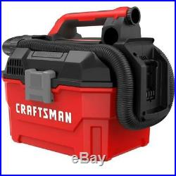 NEW Craftsman 20-volt Max 2-Gallon Cordless Shop Vacuum (Battery Not Included)