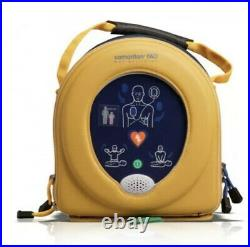 NEW HEARTSINE 360P AUTOMATIC AED/Defibrillator Pads + Battery + Case Included