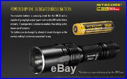 Nitecore TM03 CREE XHP70 LED Flashlight -2800Lm -Includes Rechargeable Battery
