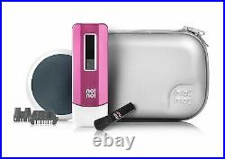 No No Hair Removal System Deluxe Kit Factory Refurb with Bonus Gifts NIB