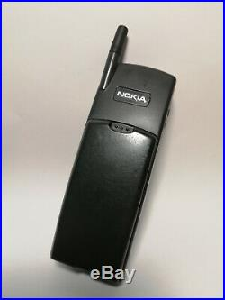 Nokia 8110 With NEW BATTERY, Charger included, vintage GSM 1997, WORKS WELL