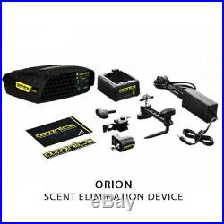 Ozonics Orion Scent Control and Elimination Device HR-400, XL Battery Included
