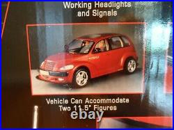 PT Cruiser by New Bright 1/6 Big Scale RC model Battery & Charger Included-NEW