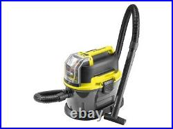 Parkside 20V Cordless Wet / Dry Vacuum Cleaner 4Ah Battery & Charger Included