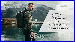 Peter McKinnon Backpack Bundle (Includes Accessory, Filter, Battery, & SD Case)