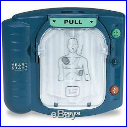 Philips Onsite Portable Bundle- 4 Year Warranty- includes new pad and battery