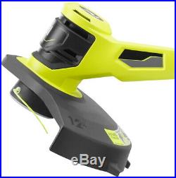 RYOBI 18 V Lithium-Ion Electric Cordless String Trimmer Battery Charger Included