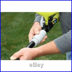 RYOBI Cordless Pole Saw 10 in. 40-Volt Lithium-Ion Battery Charger Included