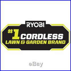 RYOBI Cordless String Trimmer / Edger 40V Li-Ion Battery and Charger Included