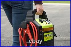 Rescue 3000 Jump Pack BATTERY INCLUDED