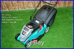 Rotak 36 Li Cordless Rotary Lawnmower Includes Lithium 36v 4Ah Battery & Charger