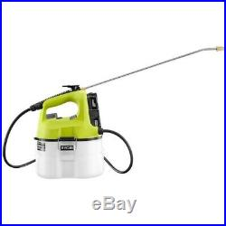 Ryobi One+ 18V Lithium Ion Cordless Chemical Sprayer BATTERY&CHARGER included