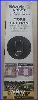 SHARK IQ Robot Vacuum R101 RV1001 Wifi Self Cleaning Brush Includes A ECHODOT