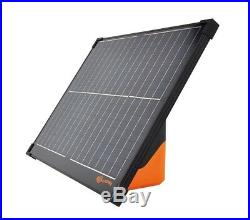 SOLAR S200 ELECTRIC FENCE ENERGISER Gallagher Panel Fencing Battery Included