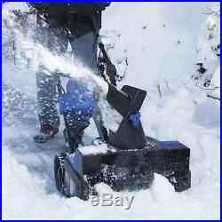 Snow Joe Cordless 18 Brushless Snow Blower Pro-Series Battery included