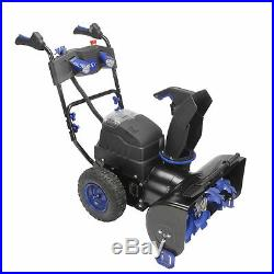 Snow Joe Cordless Two Stage Snow Blower 24-Inch Battery Not Included