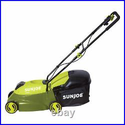 Sun Joe MJ401C 28-Volt, 14-Inch Cordless Lawn Mower (Battery + Charger Included)