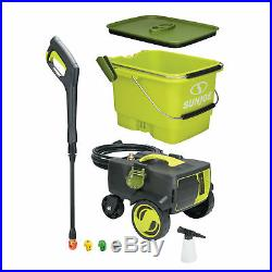 Sun Joe SPX6001C-CT Cordless Pressure Washer 1160 PSI Battery Not Included