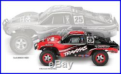 Traxxas 1/16th Slash 4x4 #10 70054-1 Controller, Battery & Fast Charger Included