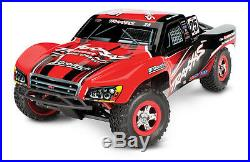 Traxxas 1/16th Slash 4x4 #25 70054-1 Controller, Battery & Fast Charger Included