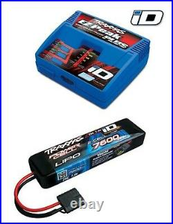 Traxxas 2995 Battery Charger Completer Pack Includes 7600mah #2970 #2869X SLASH