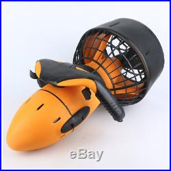 Underwater Scooter Diving Dive Electric Snorkle Aid Water Free Sea Aqua DPV