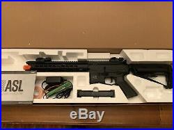 Valken Aeg Airsoft ASL Battery Pack & Charger Included