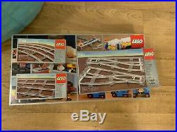 Vintage Lego 7722 Battery Train Set NEW SEALED and 7850, 7851, and 7852 INCLUDED